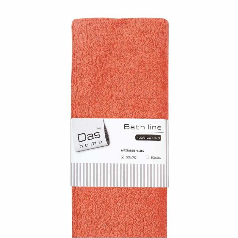 Πατάκι Μπάνιου (60x90) Das Home Bath Colours 495