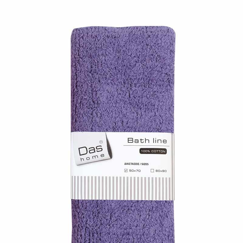 Πατάκι Μπάνιου (60x90) Das Home Bath Colours 496