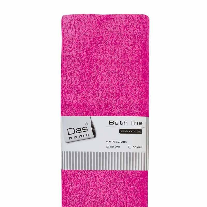 Πατάκι Μπάνιου (60x90) Das Home Bath Colours 502