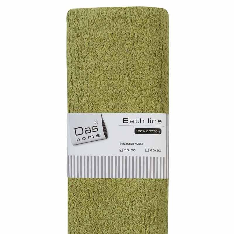 Πατάκι Μπάνιου (50x70) Das Home Bath Colours 504