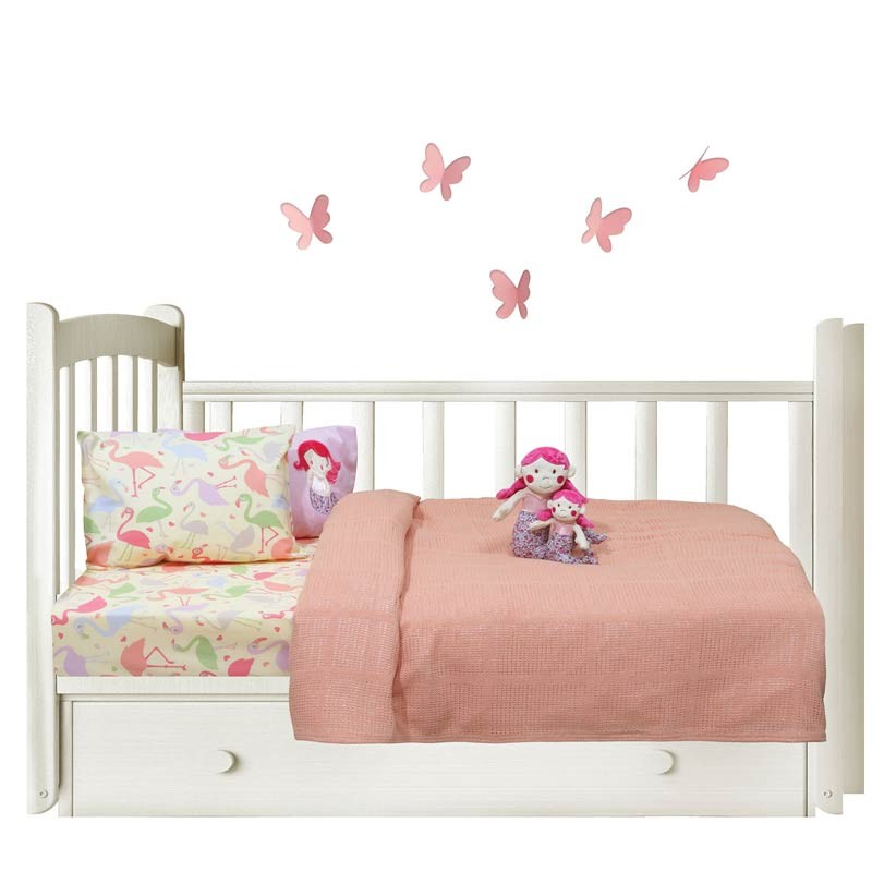 Κουβέρτα Κούνιας Πλεκτή Das Home Relax line Knitted Blankets 6373