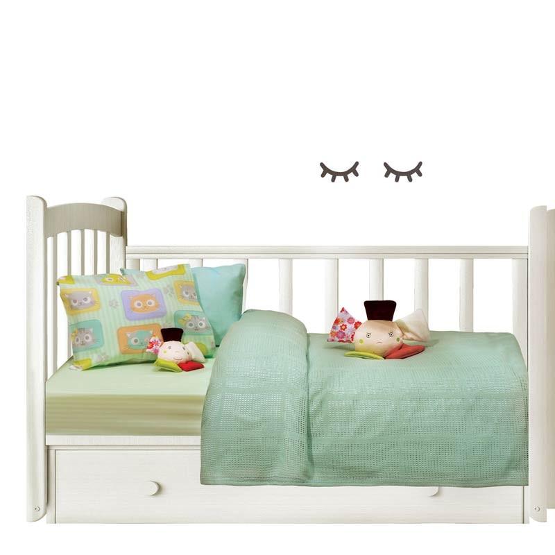 Κουβέρτα Κούνιας Πλεκτή Das Home Relax line Knitted Blankets 6374