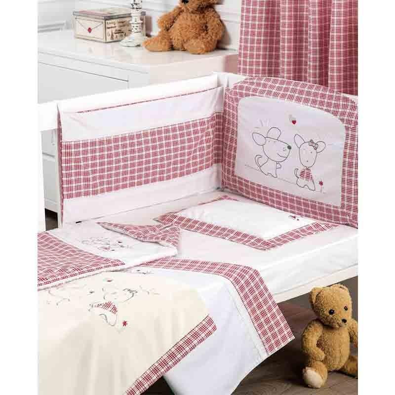 a9583ca142c Υπνόσακος για μωρά Kentia Puppy Love Βρεφικά Λευκά Είδη