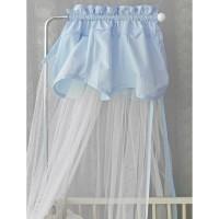 Κουνουπιέρα κούνιας βρεφική Palamaiki Baby Joia Collection Blue