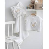 Σετ Λουτρού Βρεφικό (3τμχ) Palamaiki Baby Joia Collection BJ483