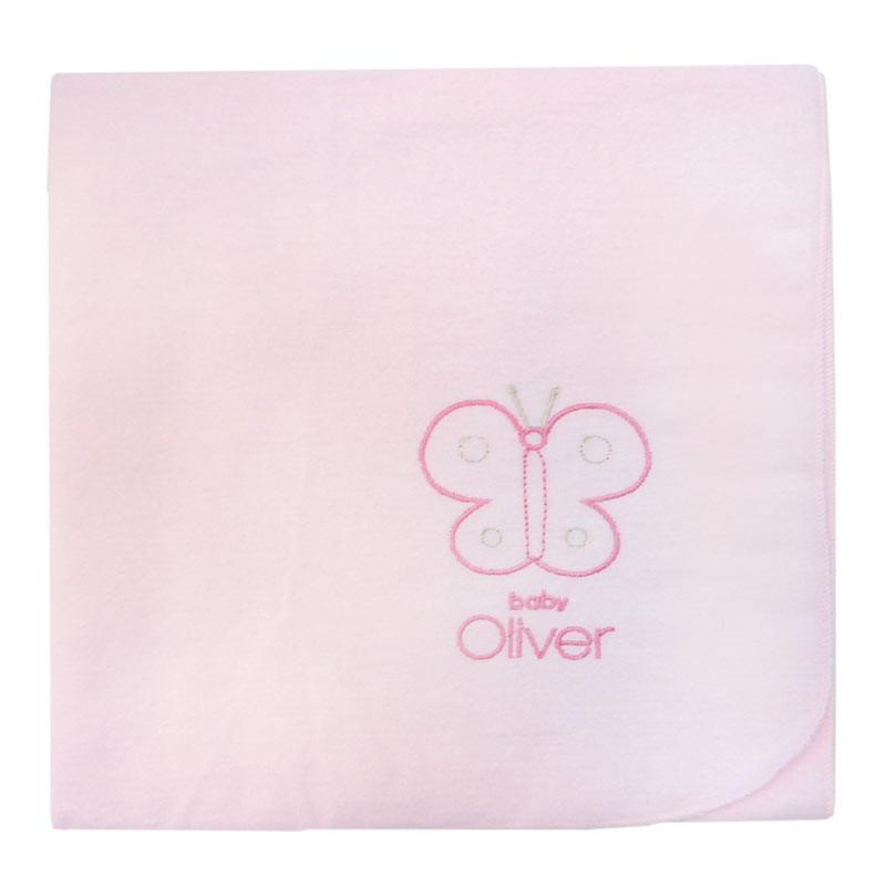Πάνες Φανελλένιες για μωρά Baby Oliver Design 012