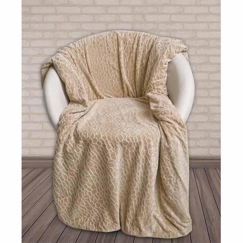 Κουβέρτα Fleece Αγκαλιάς Das Home Blanket Line Fleece Embossed Sofa 046
