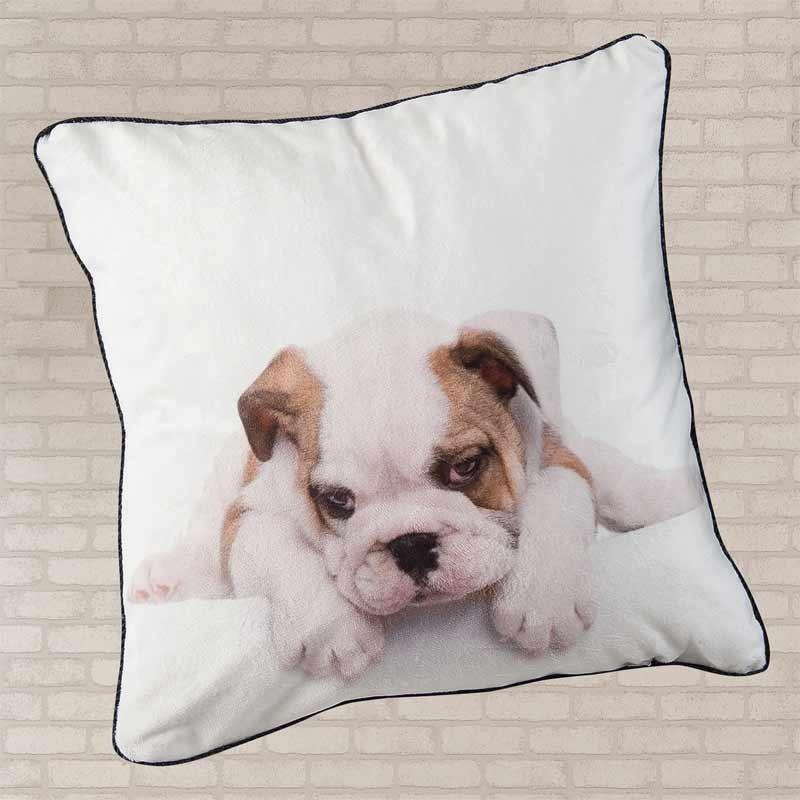 Μαξιλάρι Διακοσμητικό Das Home Cushion Line Fleece Code 058