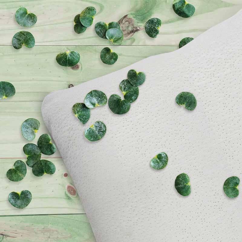 Μαξιλάρι Υπνου Das Home Comfort Line Eucalyptus Memory Foam Pillow 1041