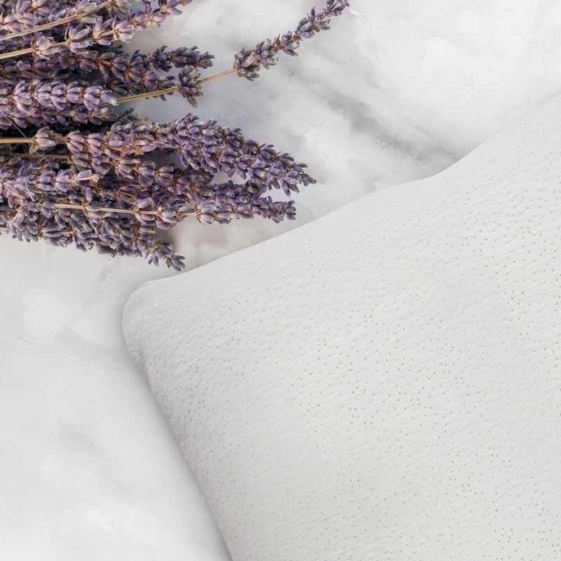 Μαξιλάρι Υπνου Das Home Comfort Line Lavender Memory Foam Pillow 1043