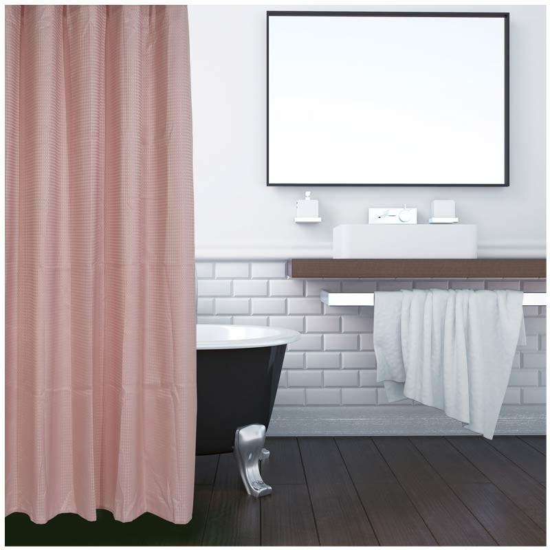 Κουρτίνα Μπάνιου (180x200) Das Home Bath Bath Curtains Colours 1083