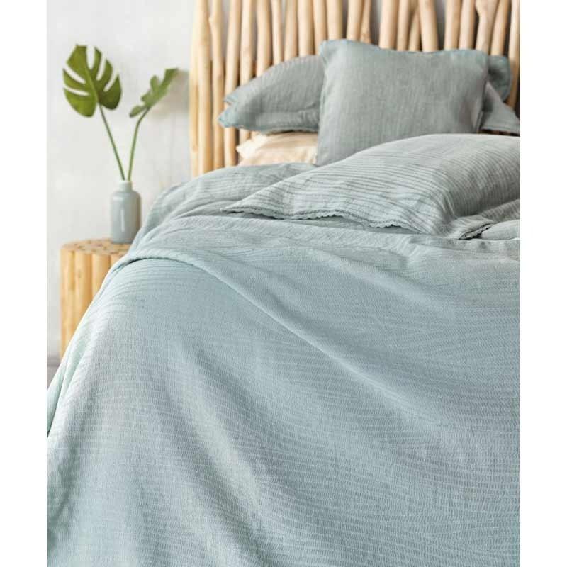 Κουβέρτα Υπέρδιπλη Palamaiki Daily Blankets 1099 Blue