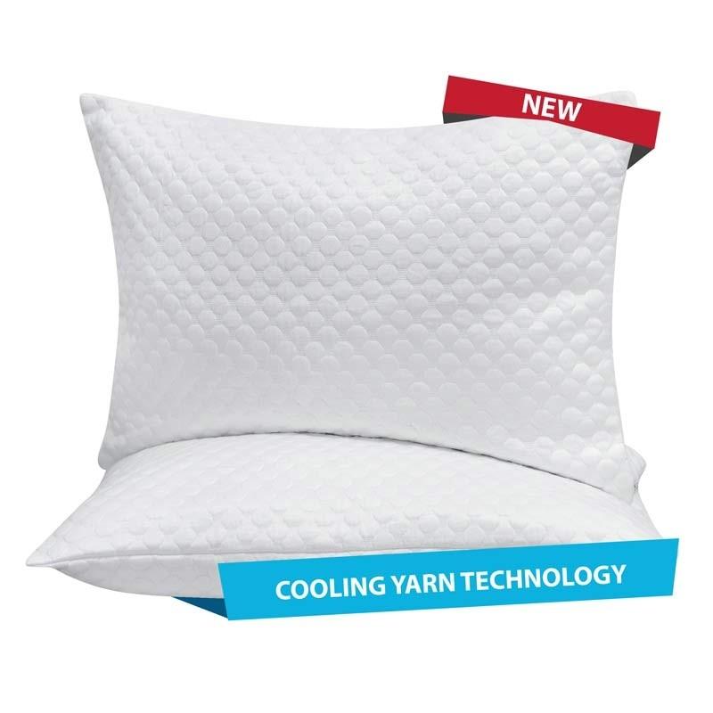 Ζεύγος Μαξιλαροθήκες Das Home Cooling 1099