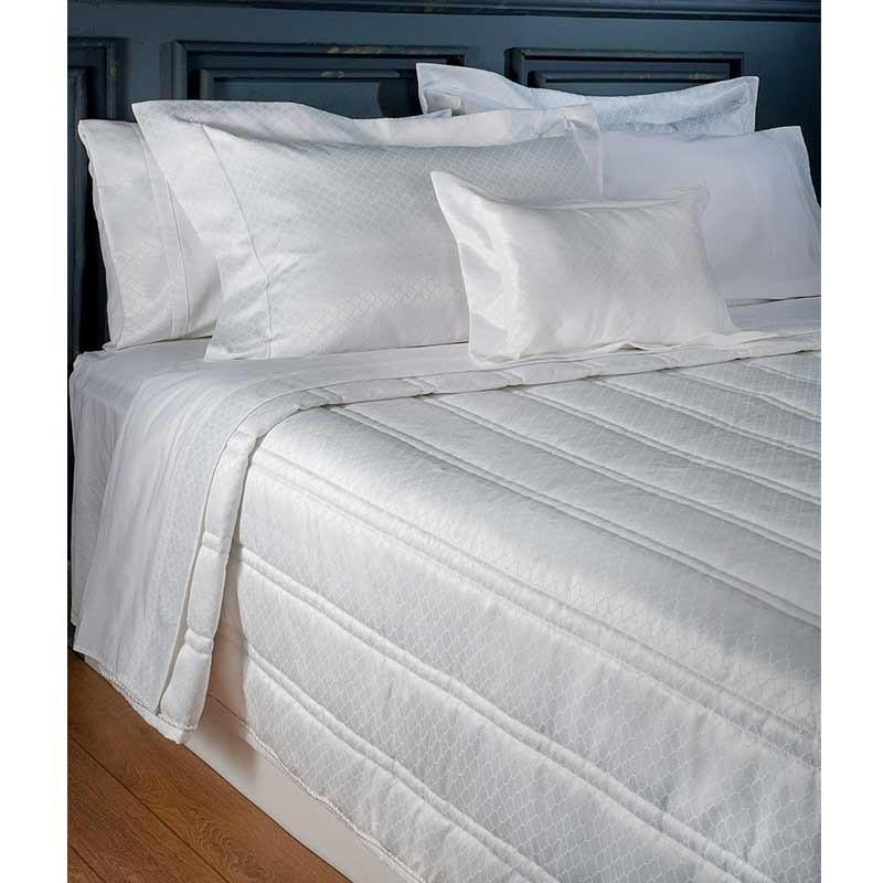 Νυφικό Σετ 7 τμχ Κουβερλι και Σεντόνια (Βαλίτσα) Omega Home Design 113