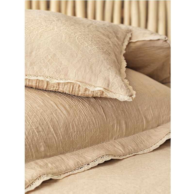 Κουβέρτα Υπέρδιπλη Palamaiki Daily Blankets 1160 Creme