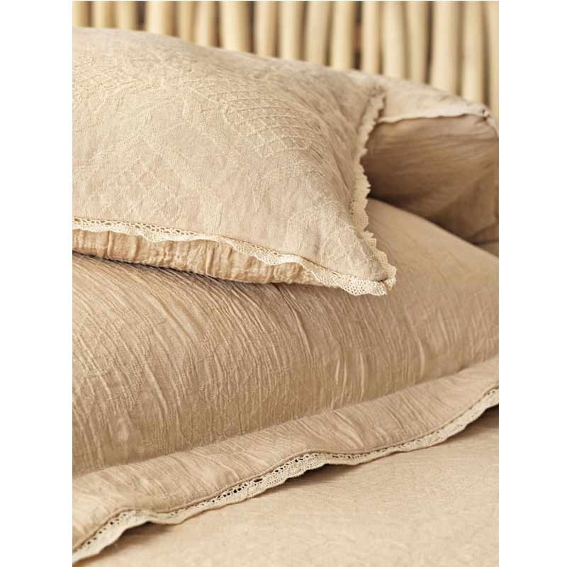 Κουβέρτα Ημίδιπλη Palamaiki Daily Blankets 1160 Creme