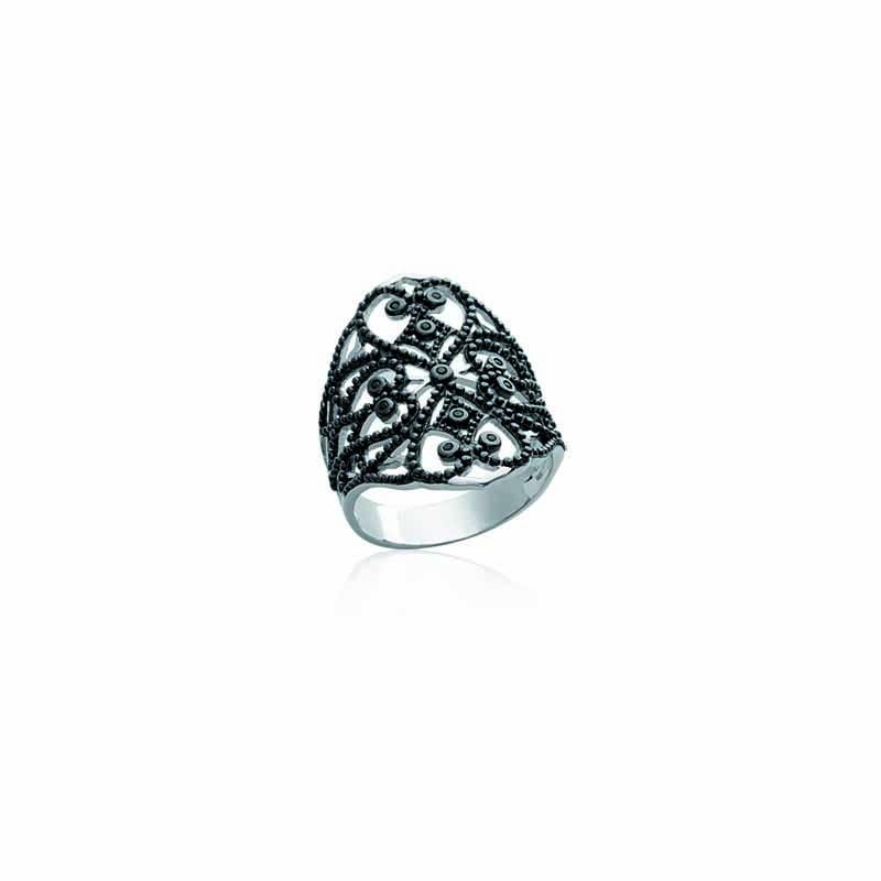 Δαχτυλίδι Ασημένιο 925 Oxford Street 120070