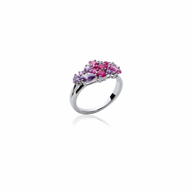 Δαχτυλίδι Ασημένιο 925 os124158