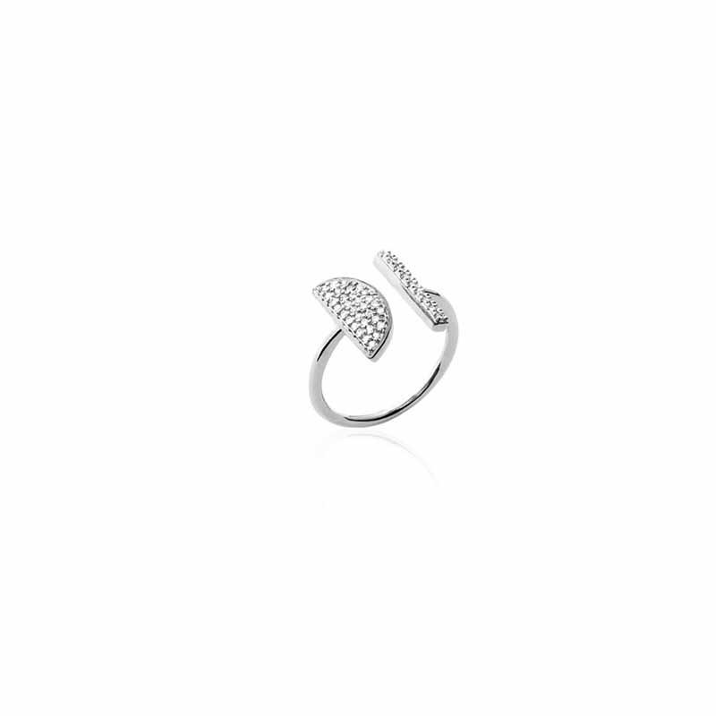 Δαχτυλίδι Ασημένιο 925 Oxford Street 1124531