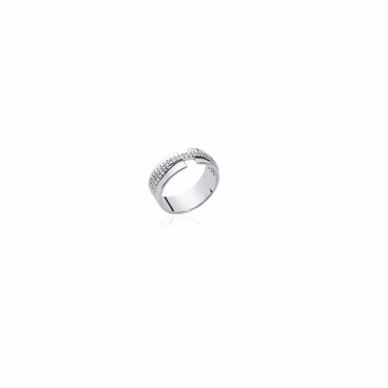 Δαχτυλίδι Ασημένιο 925 Oxford Street 126231