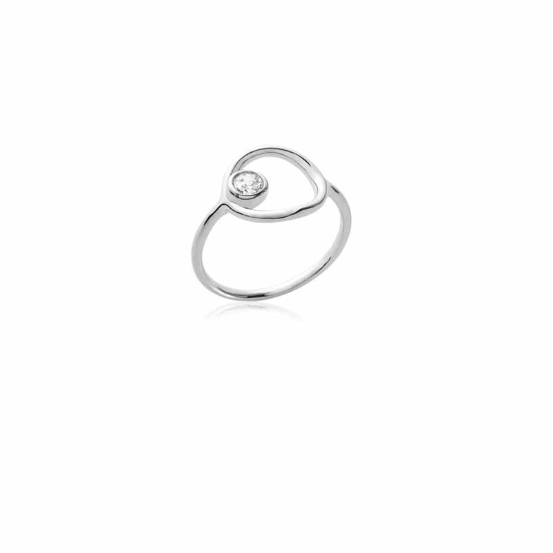 Δαχτυλίδι Ασημένιο 925 Oxford Street  126901