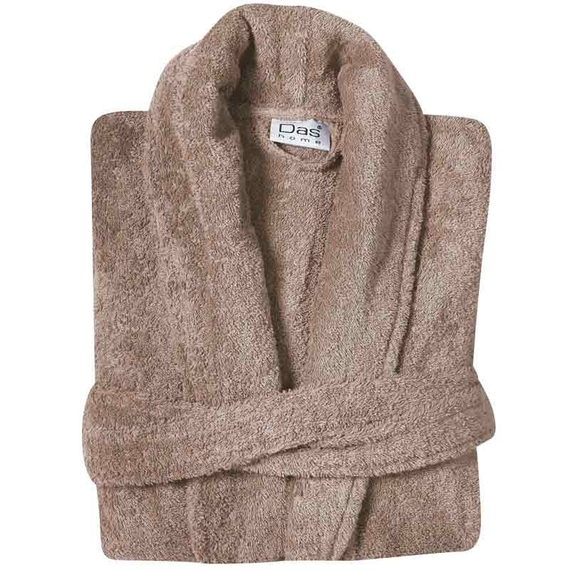 Μπουρνούζι (Νο5/XXL) Das Home Casual Bathrobes Colours 1455