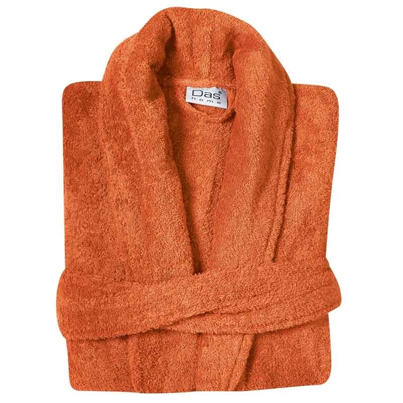 Μπουρνούζι (Νο5/XXL) Das Home Casual Bathrobes Colours 1457