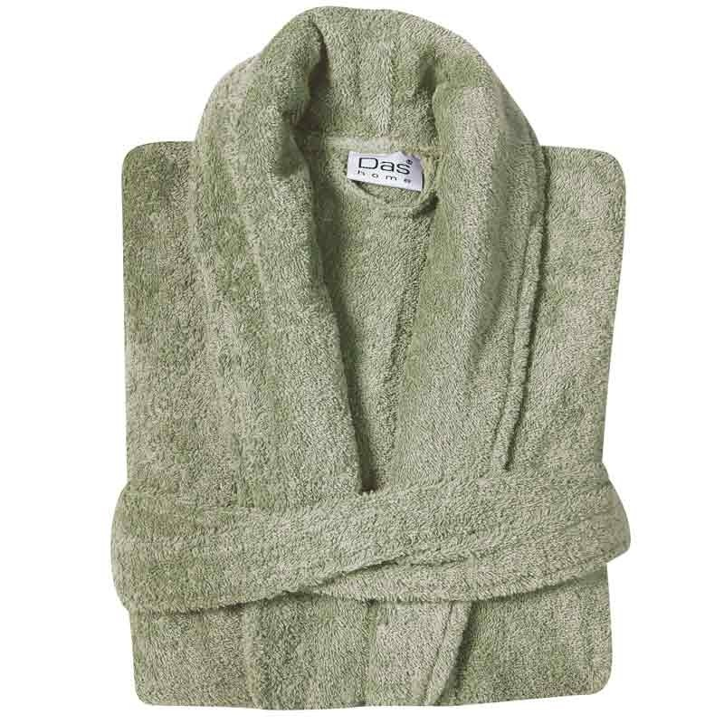 Μπουρνούζι (Νο5/XXL) Das Home Casual Bathrobes Colours 1458