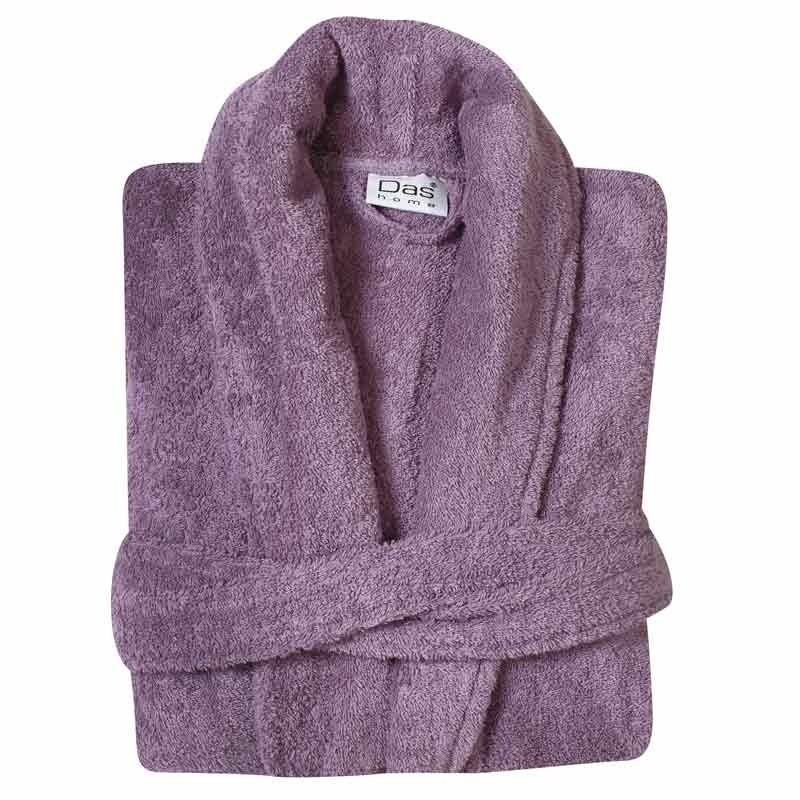 Μπουρνούζι (Νο5/XXL) Das Home Casual Bathrobes Colours 1460