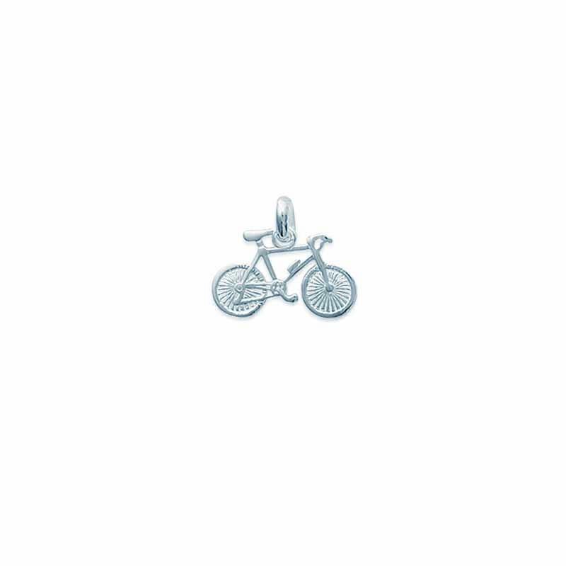 Κολιέ Ασημένιο  925 Ποδήλατο Oxford Street 14815