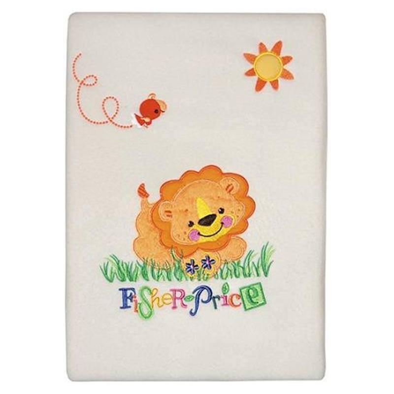 Κουβέρτα Αγκαλιάς Fleece Fisher Price Design 44-4725/203