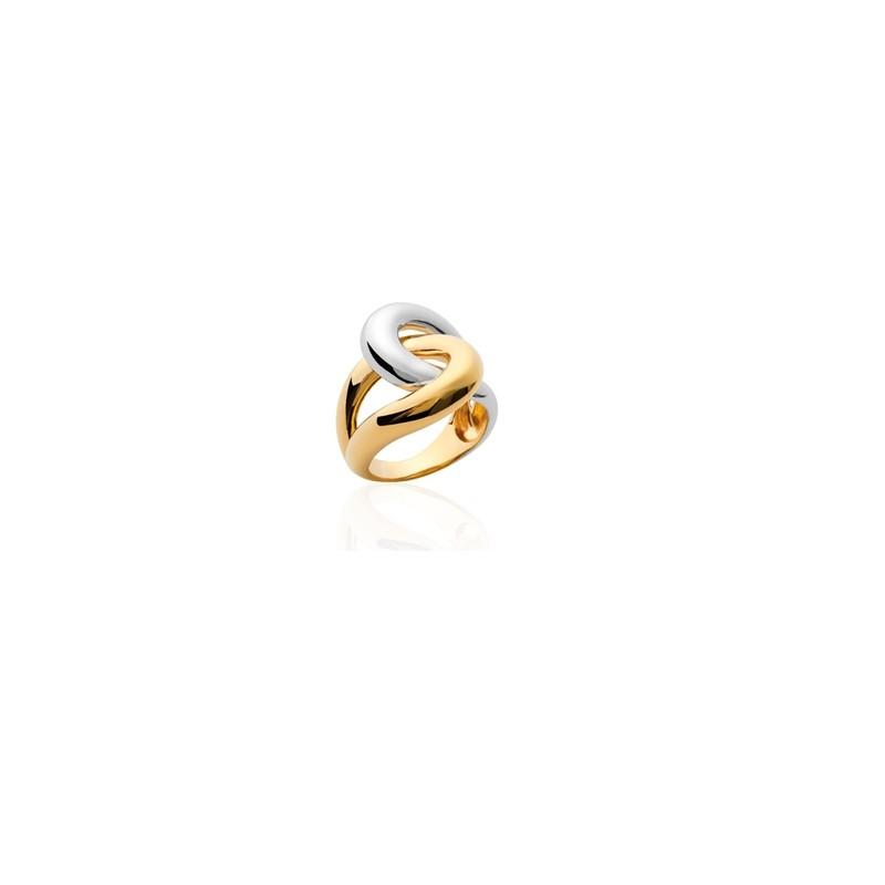 Δαχτυλίδι Brass Επίχρυσο 18Κ Oxford Street 2133201