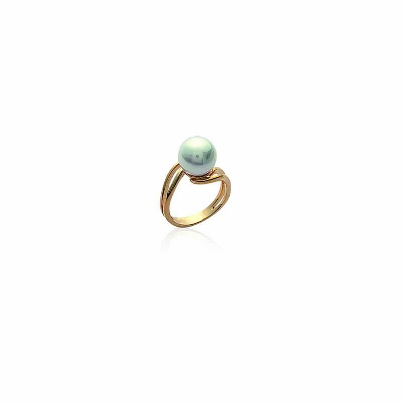 Δαχτυλίδι Brass Επίχρυσο 18Κ Oxford Street 2133501
