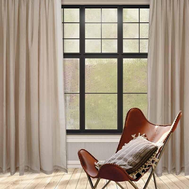 Κουρτίνα με Τρέσα (300x270) Das Home Curtain Line Code 2190 ΣΠΑΓΓΙ