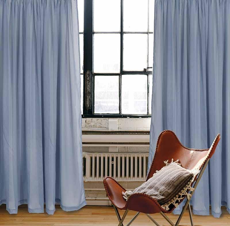 Κουρτίνα με Τρέσα (300x270) Das Home Curtain Line Code 2192 ΣΙΕΛ