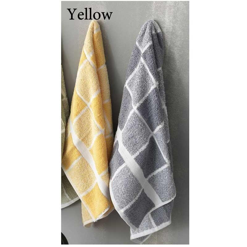 Σετ Πετσέτες 3 τμχ Palamaiki Premium Towels Collection 222 Yellow