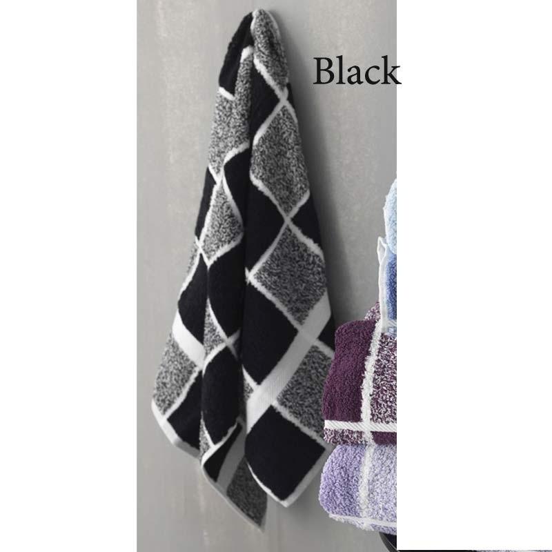Σετ Πετσέτες 3 τμχ Palamaiki Premium Towels Collection 222 Black