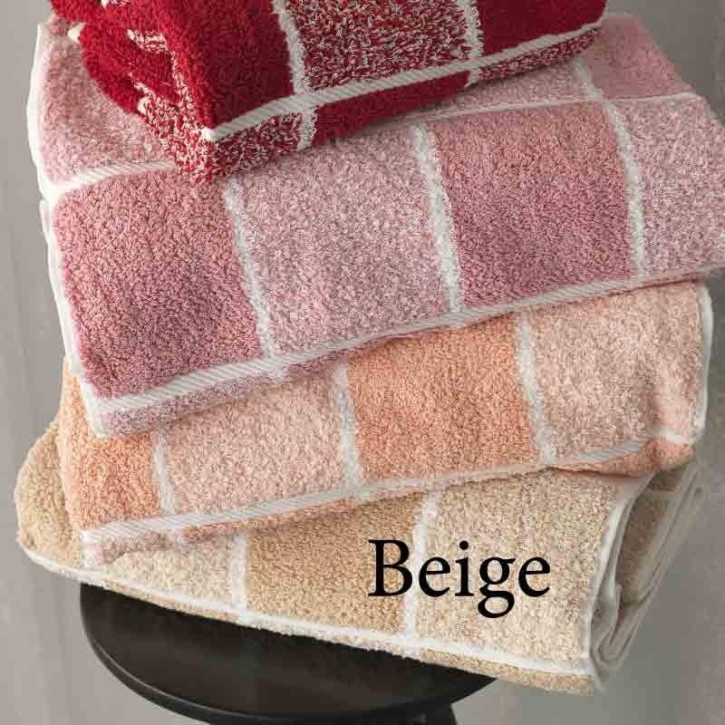 Σετ Πετσέτες 3 τμχ Palamaiki Premium Towels Collection 222 Beige