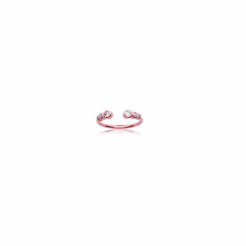 Δαχτυλίδι Brass Επίχρυσο 18Κ Oxford Street 223170