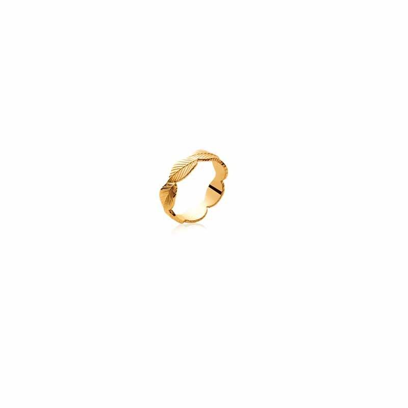 Δαχτυλίδι Brass Επίχρυσο 18Κ Oxford Street 224890