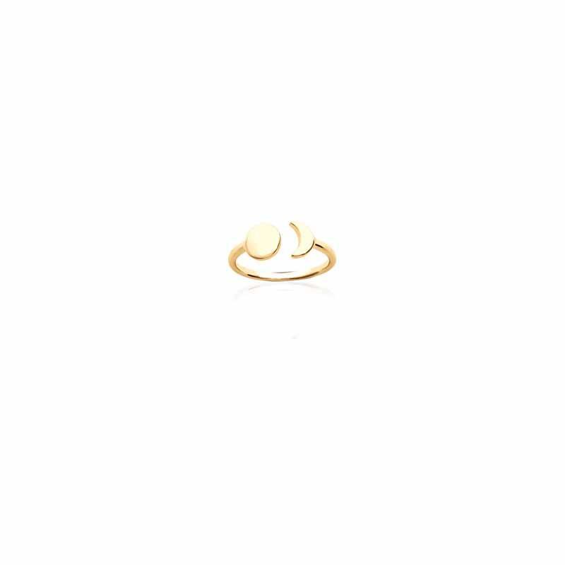 Δαχτυλίδι Brass Επίχρυσο 18Κ Oxford Street 226080