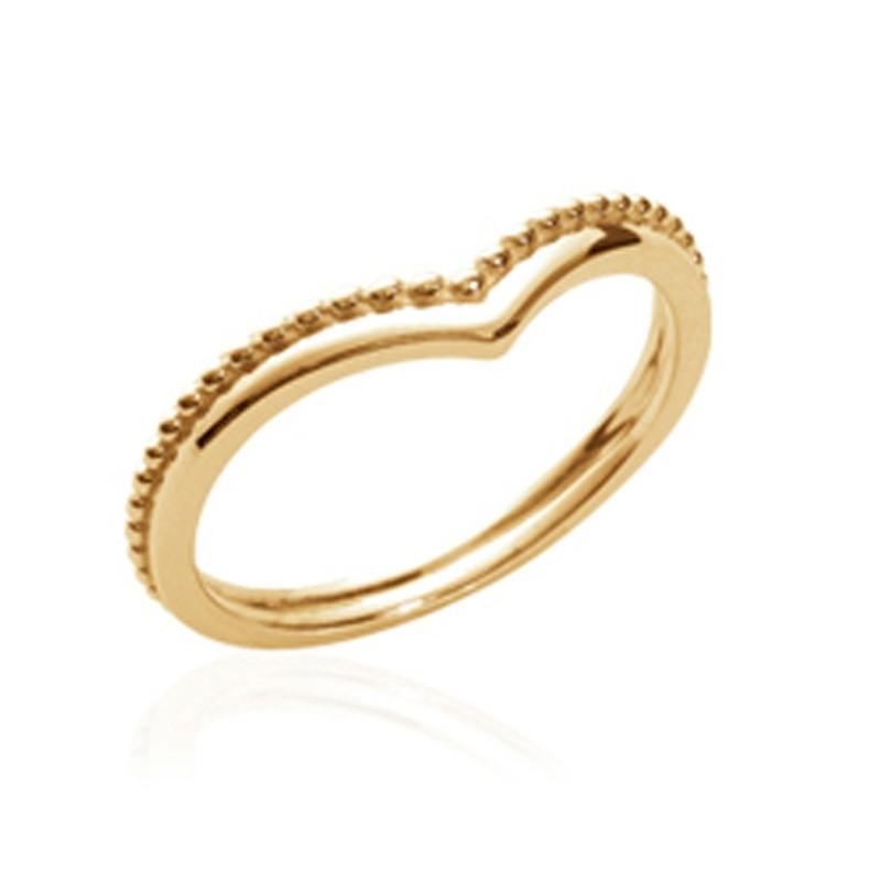 Δαχτυλίδι Brass Επίχρυσο 18Κ Oxford Street 226140050