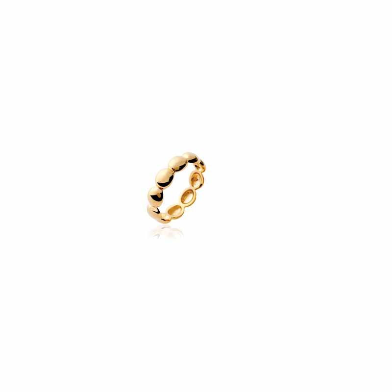 Δαχτυλίδι Brass Επίχρυσο 18Κ Oxford Street 226310