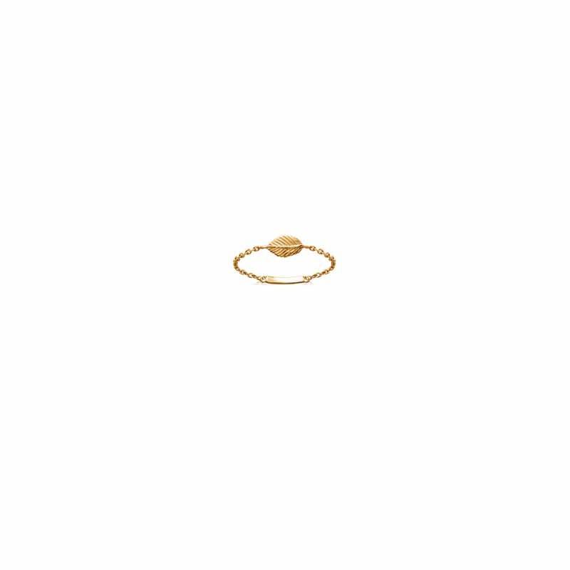 Δαχτυλίδι Brass Επίχρυσο 18Κ Oxford Street 226430