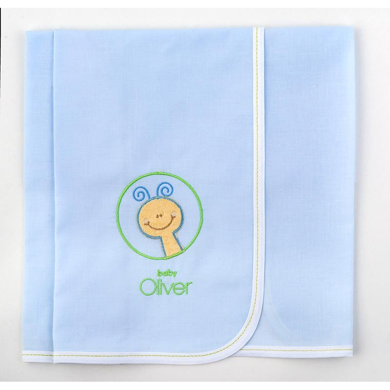 Πάνα Φανελλένια Βρεφική Baby Oliver Design 231