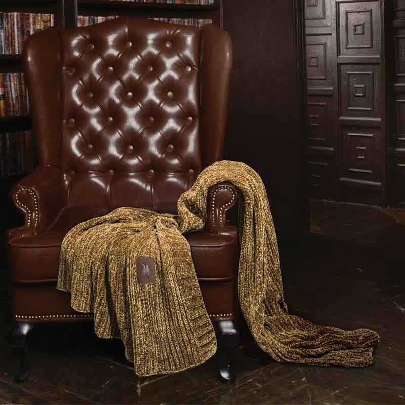 Κουβέρτα Καναπέ Chenille Greenwich Polo Club 2423