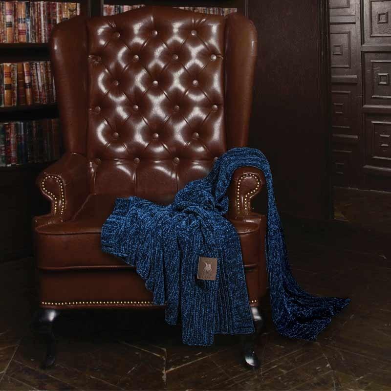 Κουβέρτα Καναπέ Chenille Greenwich Polo Club 2424