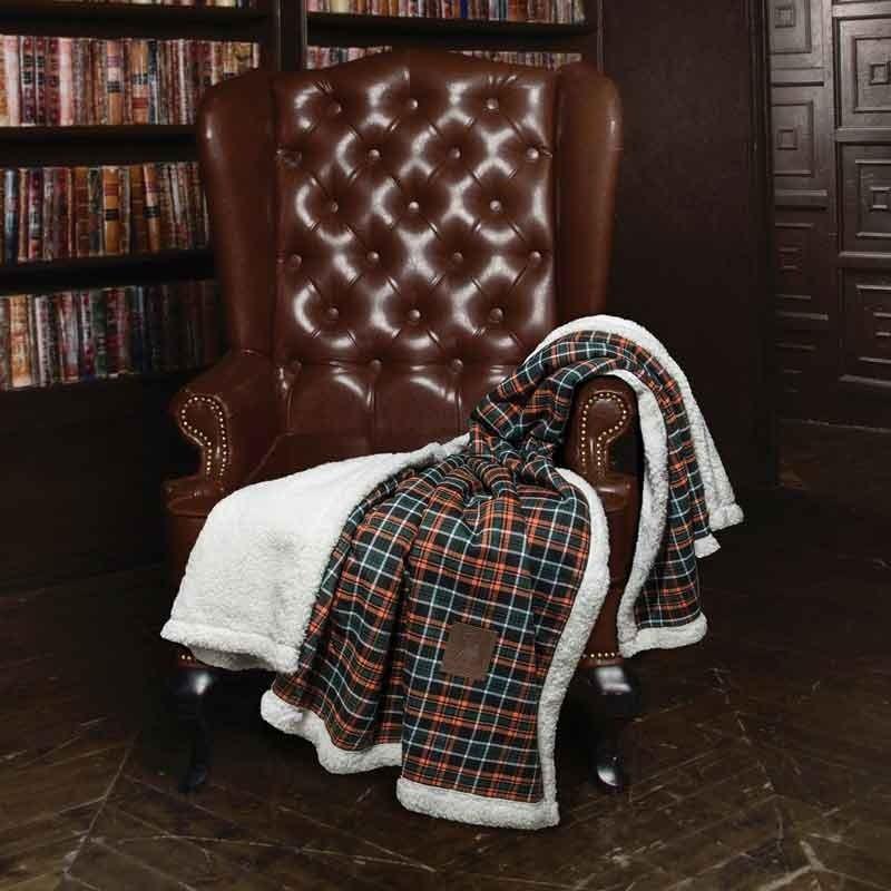 Κουβέρτα Καναπέ Sherpa Greenwich Polo Club 2434