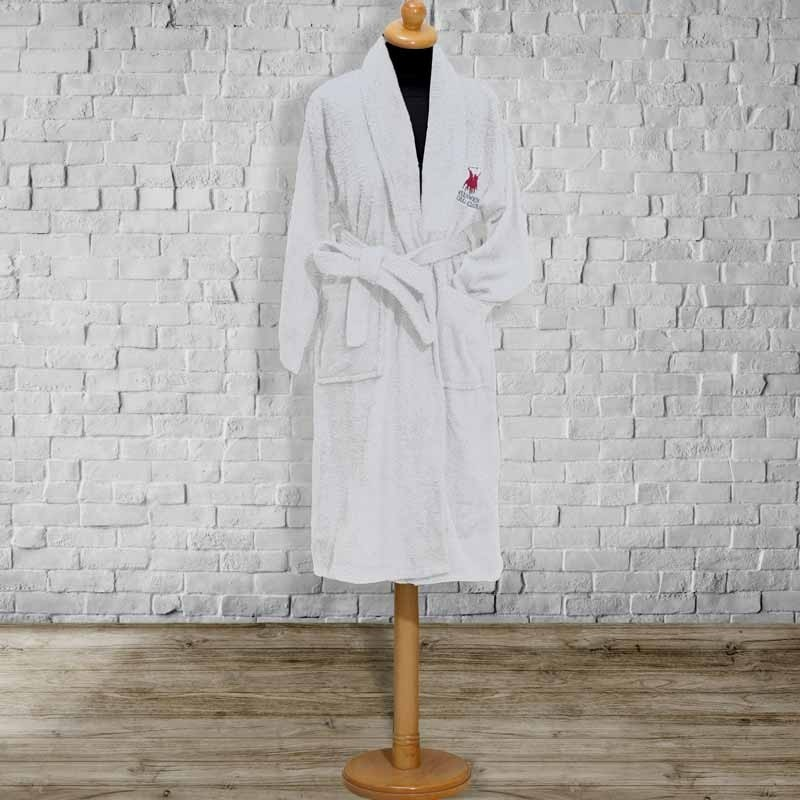 Μπουρνούζι (XL) Greenwich Polo Club Essential Bathrobe 2600