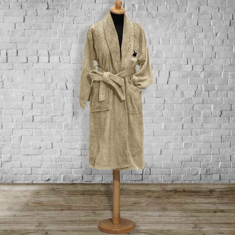 Μπουρνούζι (XL) Greenwich Polo Club Essential Bathrobe 2601